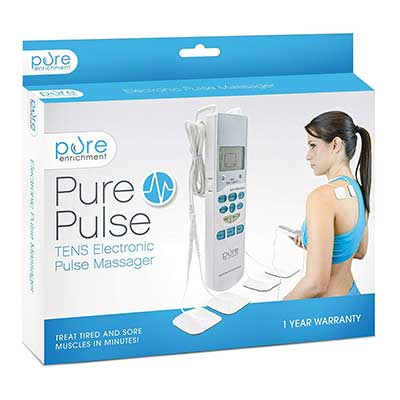 PurePulse Electronic Pulse Massager