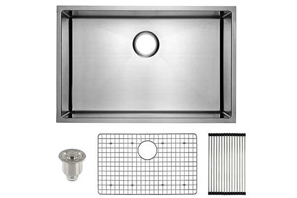 Frigidaire Undermount Stainless Steel Kitchen Sink