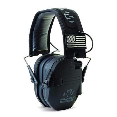 Walker's Home Ear Walker's Razor Slim Electronic Hearing Protection Muffs