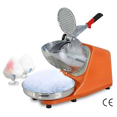 SmartChoices 300W Electric Ice Shaver Machine Shaved Ice