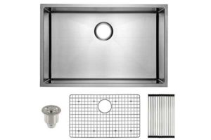 best stainless steel kitchen sinks reviews