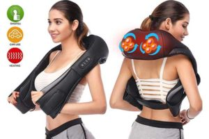 best neck and shoulder massagers reviews