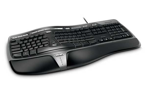 Microsoft Natural Ergonomic Keyboard 4000 for Business Wired