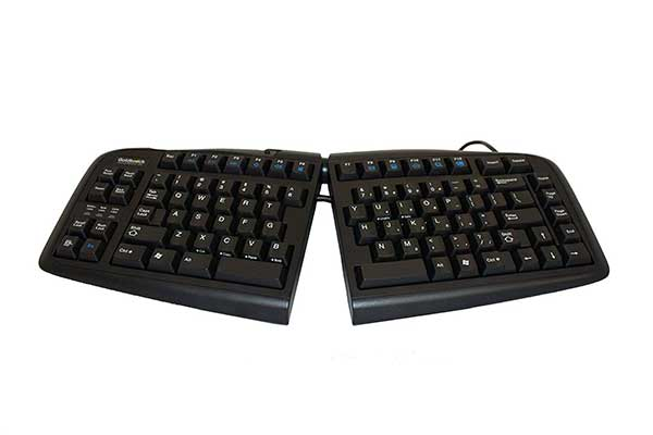 GoldTouch GTN-0099 V2 Adjustable Ergonomic Keyboard