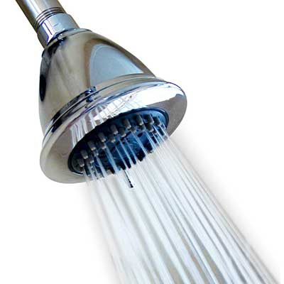 4 Inch High-Pressure Multiple Spray Shower Head