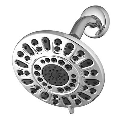 Waterpik Shower Head – High-Pressure 6-Mode Rain Shower