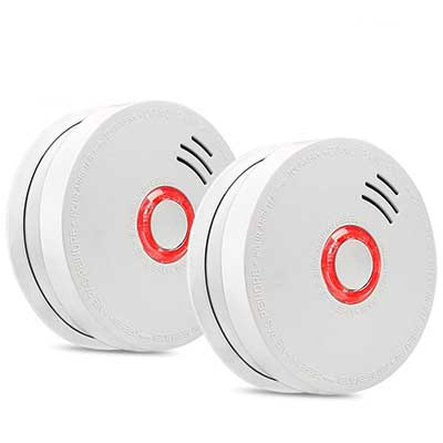 DaSinko GS528A Portable Photoelectric Smoke and Fire Alarm Sensor
