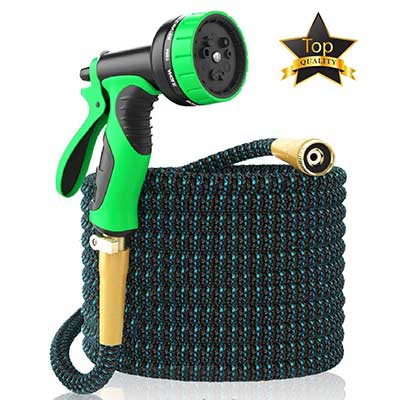 Expandable Garden Hose 50Ft Extra Long