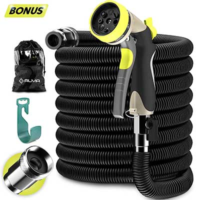 ALMA Expandable Garden Hose 50Ft