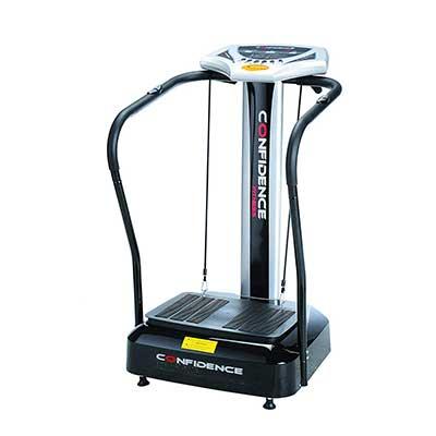 Confidence Fitness Slim Full Body Vibration Platform Machine