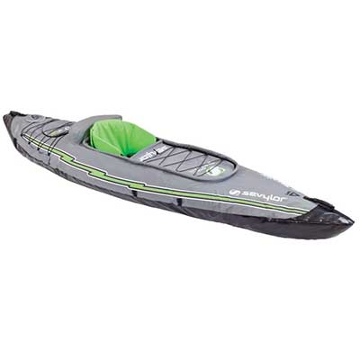 Sevylor Quickpak K5 1-Person Kayak