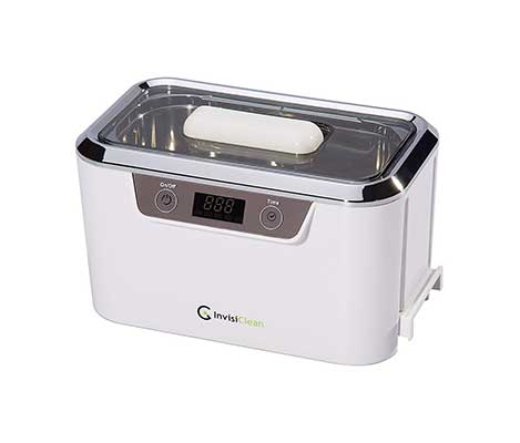 InvisiClean Professional Ultrasonic Cleaner Machine