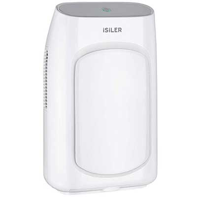 Electric Dehumidifier, iSiLER Portable Dehumidifier