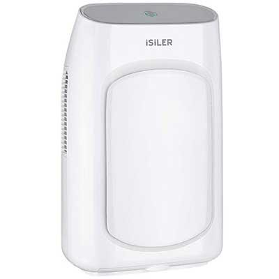Electric Dehumidifier, iSiLER Portable Dehumidifier