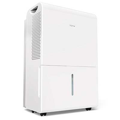 hOmeLabs 2500 Sq Ft Dehumidifier