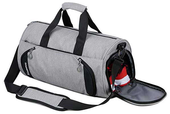 Gym Sports Small Duffel Bag for Men and Women