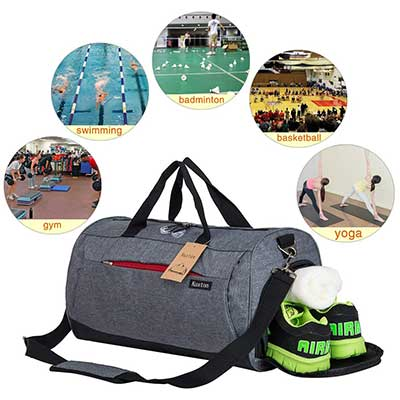 Kuston Sports Gym Bag