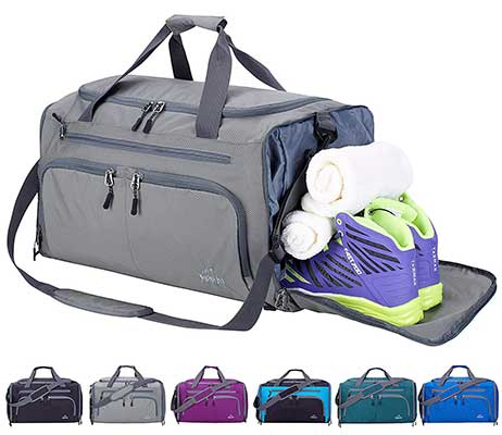 Venture Pal Packable Sports Gym Bag