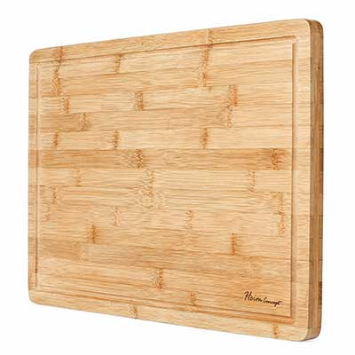 Organic Bamboo Cutting Board Variation