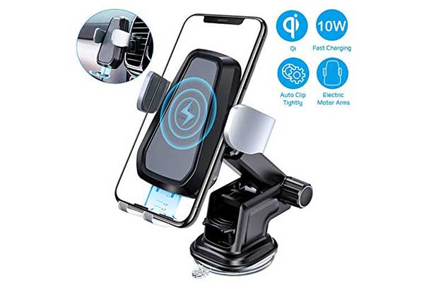 Top 10 Best Wireless Car Phone Charger Mounts