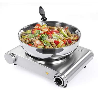 SUNAVO HP-30 Portable Electric Hot Plate hob Cooktop for Cooking