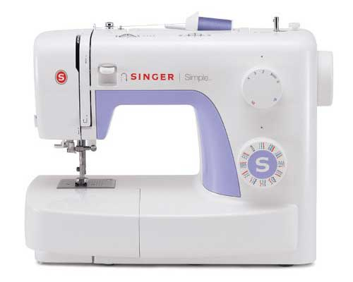 SINGER Simple 3232 Portable Sewing Machine with 32-Built-In Stitches