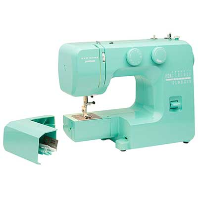Janome Artic Crystal Easy to-Use Sewing Machine