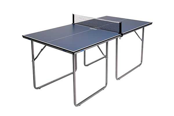 JOOLA Midsize Table Tennis Table Free Standing