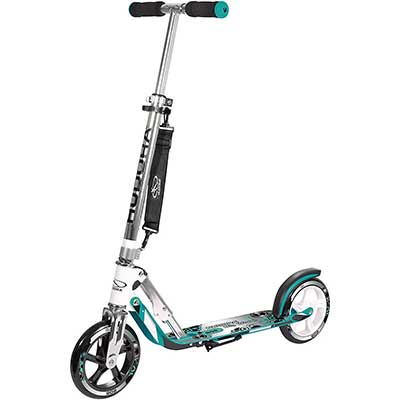 HUDORA 205-Adult Folding Kick Scooter