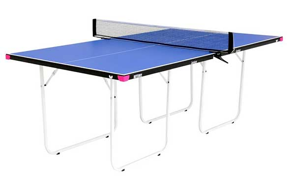 Butterfly Junior Ping Pong Table 3/4-Inch Table Tennis Table