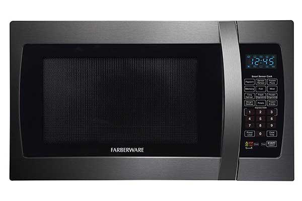 Farberware FMO13AHTBSE 1100-Watt Microwave Oven