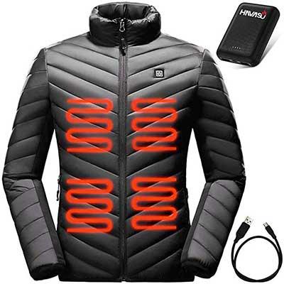 HAVASU Windproof Heated Jacket