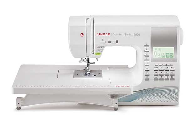 SINGER Quantum Stylist Portable Sewing Machine