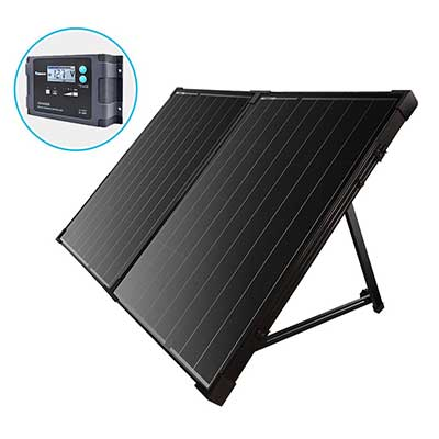Renogy 100-watt 12 Volt Solar Panel