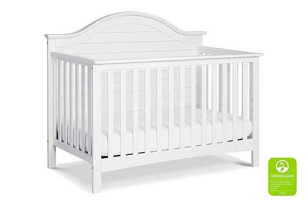 Carter's Baby Da Vinci Nolan 4-in-1 Convertible Crib, White