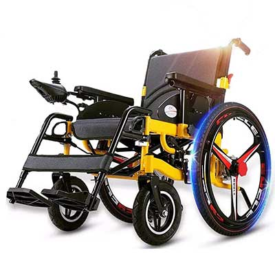 Electric Wheelchair Elderly Disabled Car
