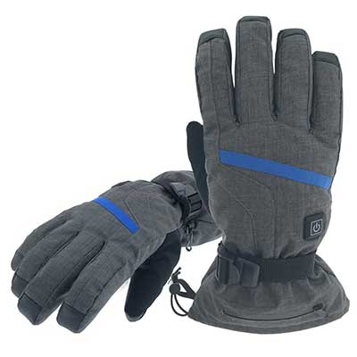 Aroma Season Rechargeable Battery Heated Gloves