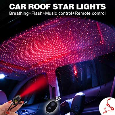 Car Interior lights LED
