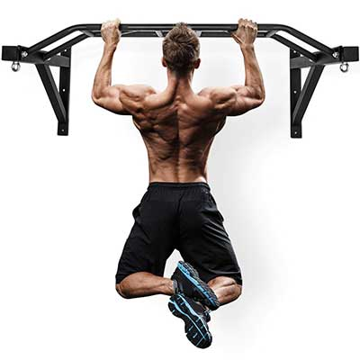 Wall Mount Pull Up Bar