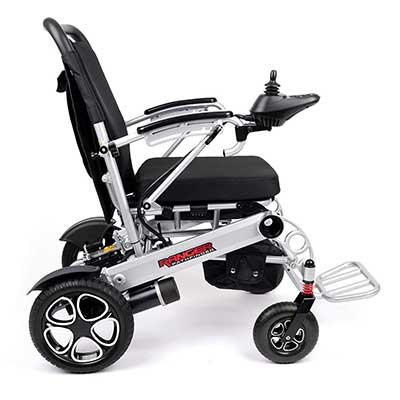 Porto Mobility Ranger X6 Portable Premium Power Wheelchair