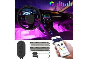 best led lights for car interior reviews