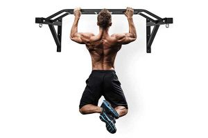 best wall mounted pull up bars reviews