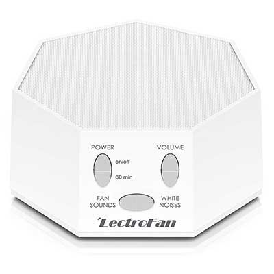 Adaptive Sound Technologies LectroFan White Noise Machine
