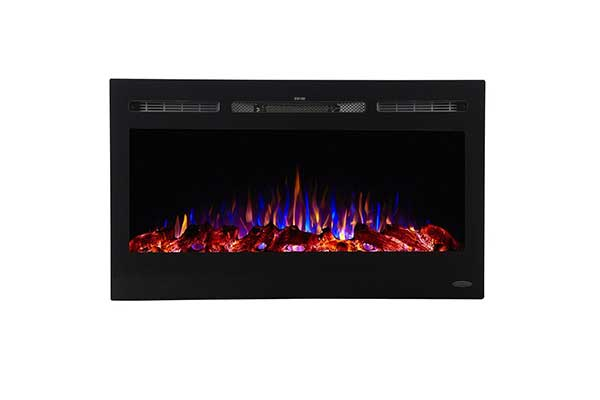Touchstone 80014 – Sideline Electric Fireplace