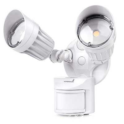 Hyperikon LED White Security Light