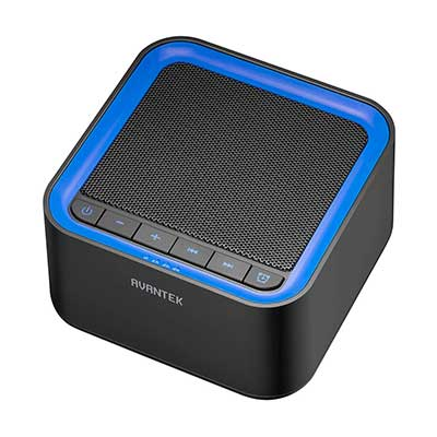 AVANTEK White Noise Sound Machine
