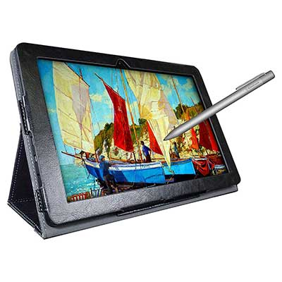 Simbans Picasso Tab 10 Inch Drawing Tablet and Stylus Pen