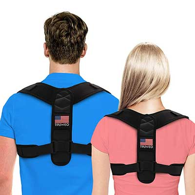 Posture Corrector for Men and Women by Truweo