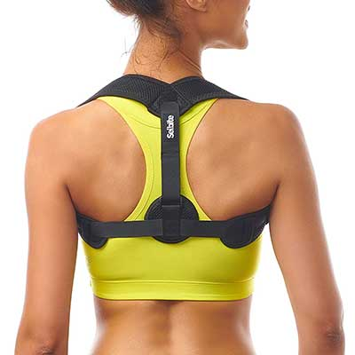 Posture Corrector for Men and Women by Selbite