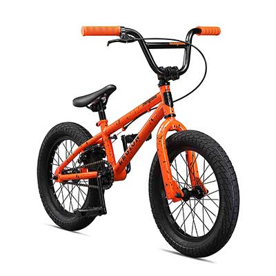 Mongoose Legion Sidewalk Freestyle BMX Bike for Kids